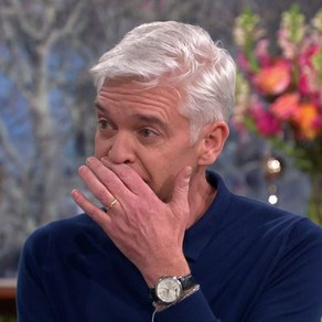 Trapped in the closet: Philip Schofield comes out as gay 27 years later