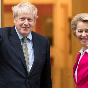 UK and EU reach agreement on future trade deal