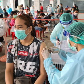Thailand's hospitals under pressure as Covid crisis deepens