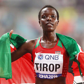Kenyan world record holder, Agnes Tirop found dead, as Kenya police search for her husband
