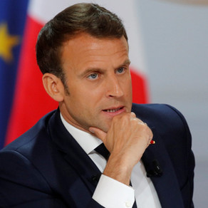 French president Emmanuel Macron declares EU needs autonomy in face of US-China dominance