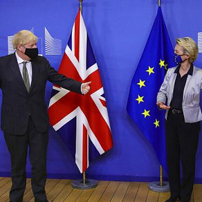 UK and EU say no-deal Brexit is now 'most likely' outcome