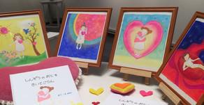 🌟絵本と原画の展示をしています!