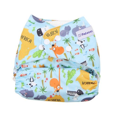 """""""Safari"""" Pocket Diaper"""