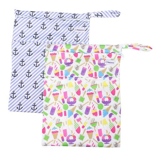 Double Pocket Diaper Bag