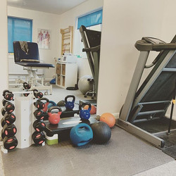 The only physio clinic in Witney with fu