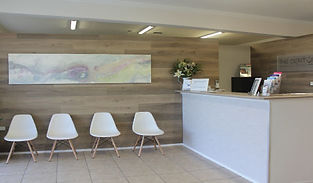 the denture clinic