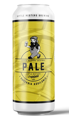 Little Mesters Original Pale 440ml Can