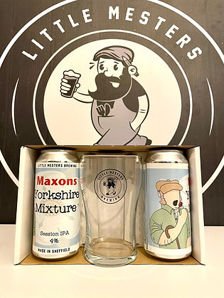 LMB x Maxons Yorkshire Mixture Gift Box
