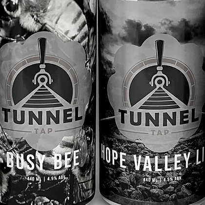 Pick & Mix Tunnel Tap Twelve Pack 12 x 440ml Cans