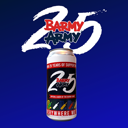 25th Anniversary Lager 6 x 440ml Cans