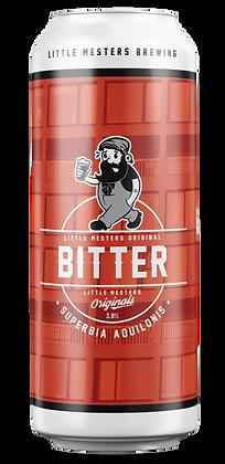 Little Mesters Original Bitter 440ml Can