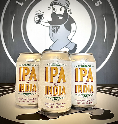 IPA For India 330ml Can
