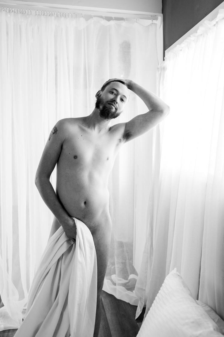 Men's Beauty Marks Boudoir Moorhead, MN