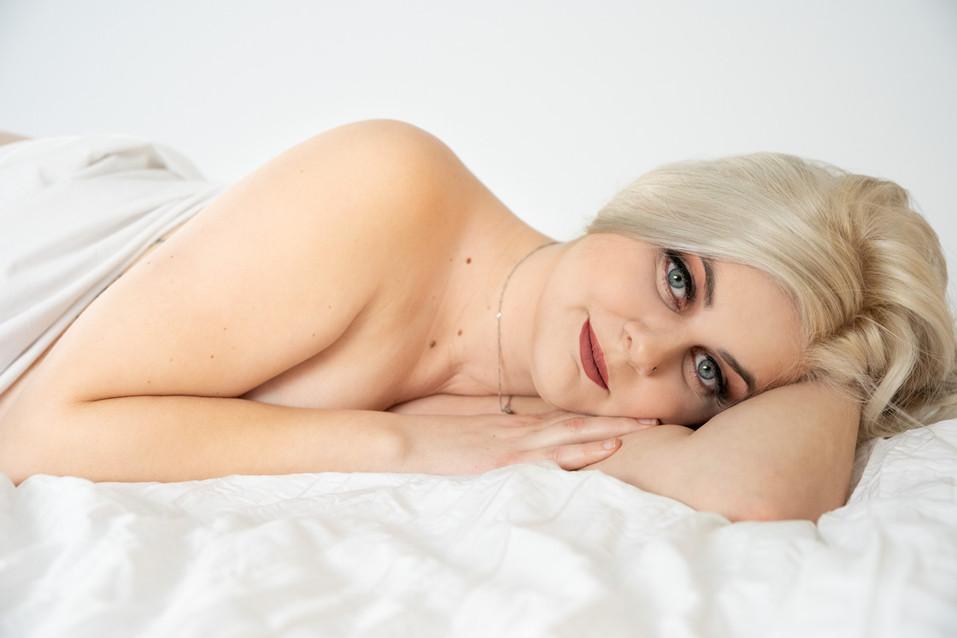 NL Beauty Marks Boudoir Studio Session