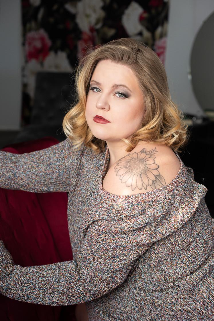 BS Beauty Marks Boudoir Studio Moorhead
