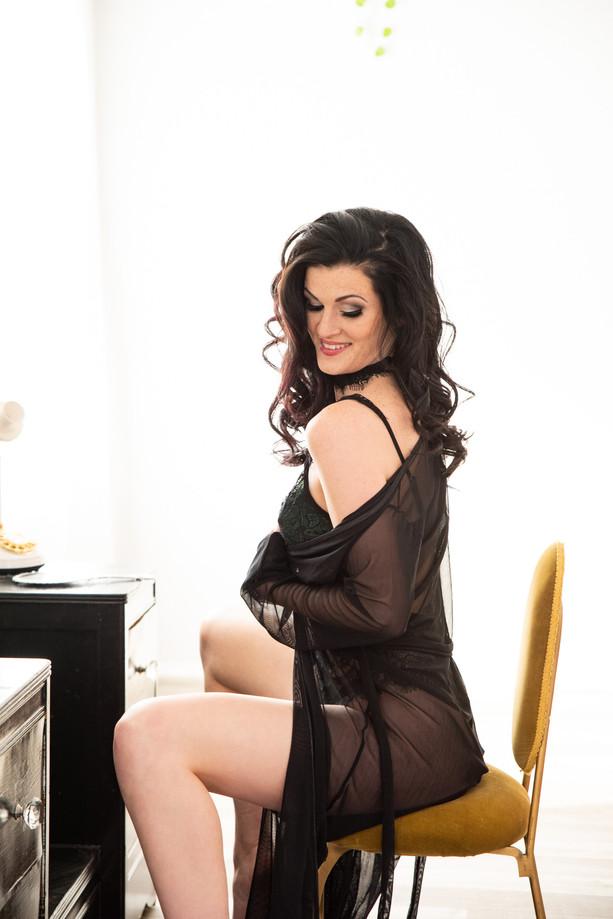 Bianca Beauty Marks Boudoir Studio Sessi