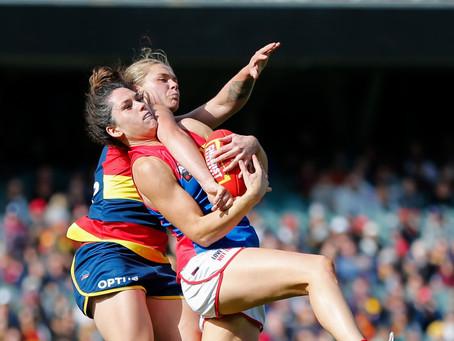 Crows to host Brisbane in AFLW GF