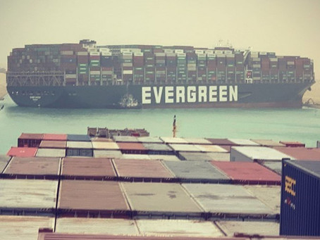 Sea freight to take the long way as Suez ship blockage could last weeks