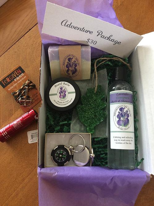 Adventurer Package