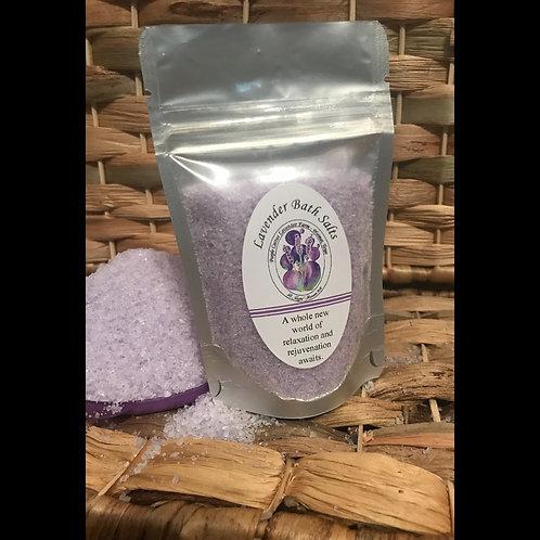 Lavender Spa & Bath Salts
