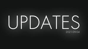 Updates and Fall '21 roadmap
