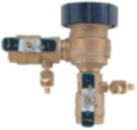 Backflow testing, backflow preventer, lawn sprinklers