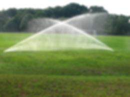 Sprinkler installation and repair
