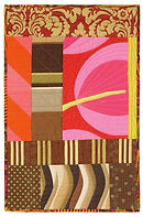 Abstract Quilt, Spring, Mud Season