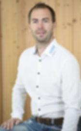 Portrait Andreas Tiefenbacher UNIQA Agentur