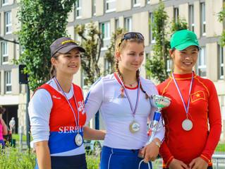 TOUS LES RÉSULTATS DE LA WOMEN CUP 2016