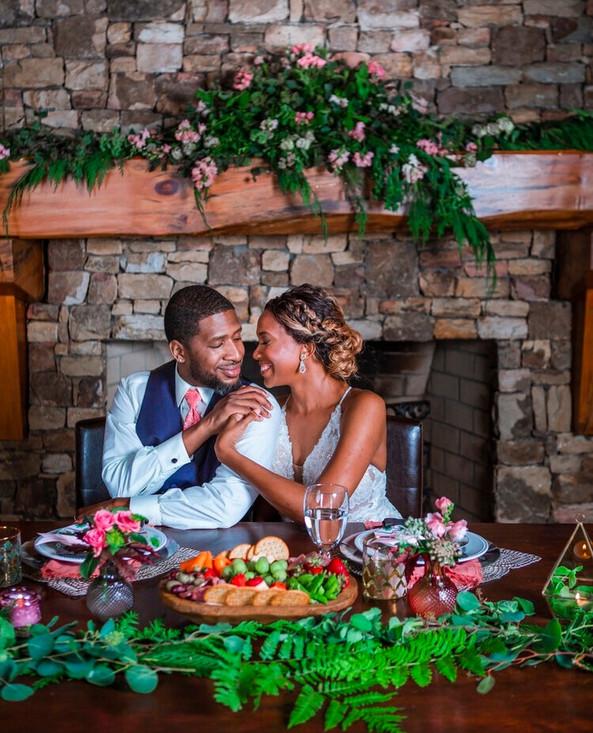 NC Bridal Magazine Shoot