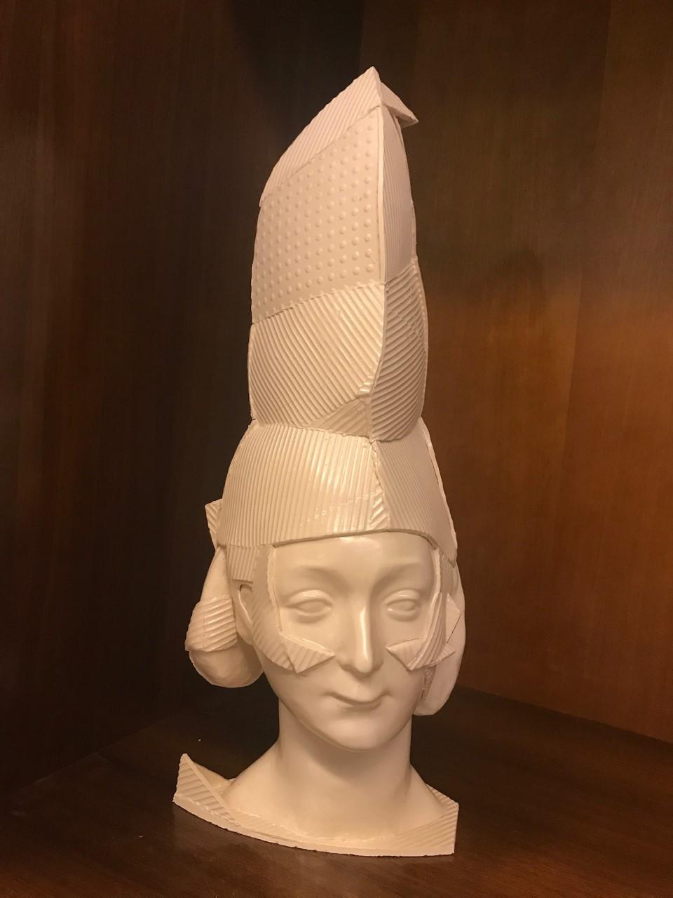 Ihor mujer con casco