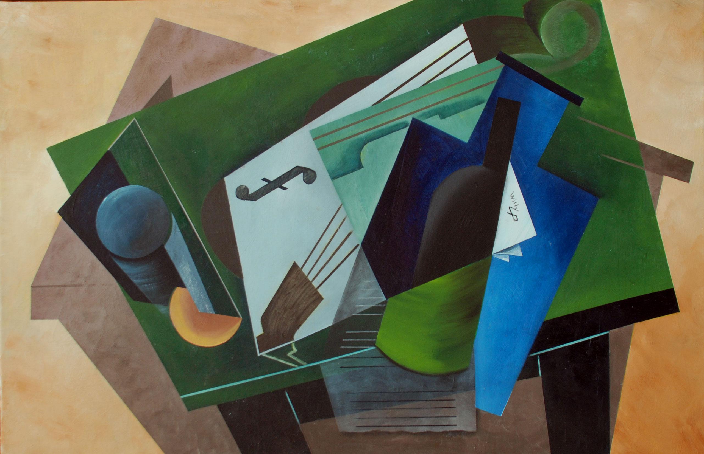Violin-sobre-la-mesa-verde 53x81-web