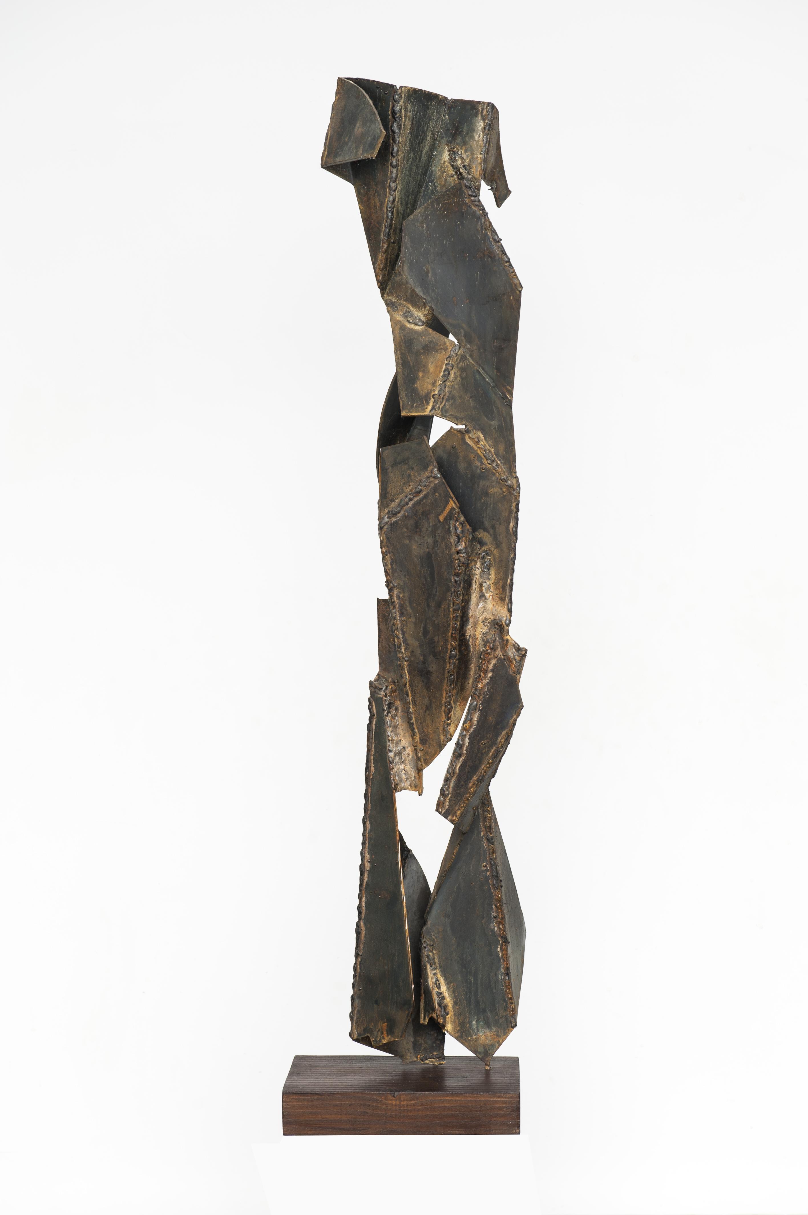 cuerpo que se alarga. alt.108 cm.27-3-13
