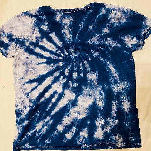 Tie Dye T-Shirt (Spider)
