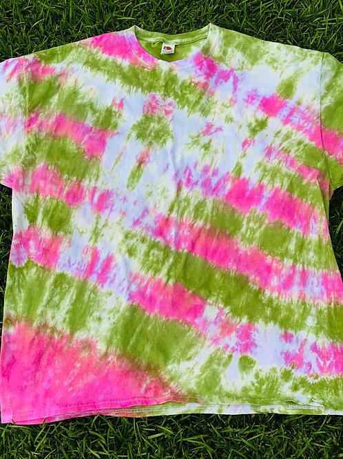Tie Dye T-Shirt (Stripes)