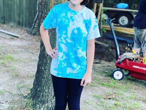 Tie Dye T-Shirt (Crumble)