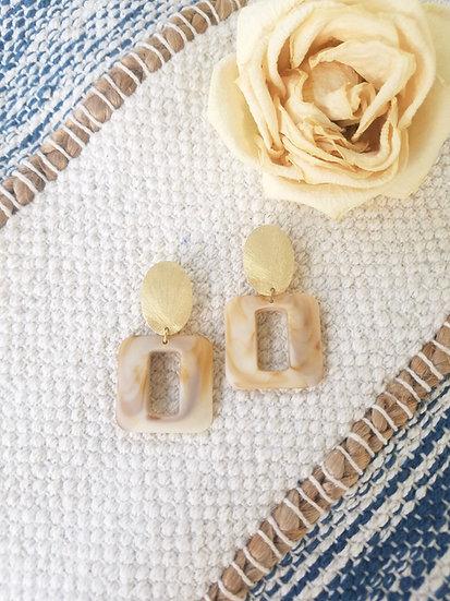 Golden Chai Earrings Wholesale