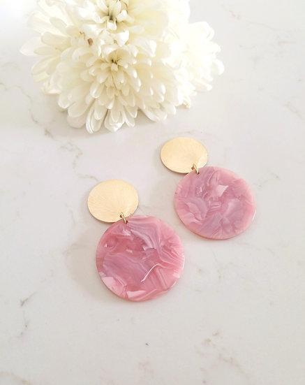 Rose Earrings Wholesale