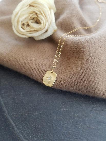 North Star Pendant Necklace Wholesale