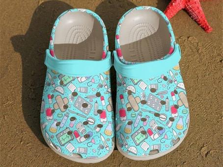 Hot - Nurse Strongest Women Crocs Clog Shoes
