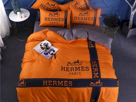 Find - Hermes Paris Luxury Brand Type 43 Hermès Bedding Sets Duvet Cover