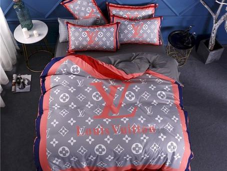 Buy - LV Luxury Brand Louis Vuitton Type 163 Bedding Sets Duvet Cover