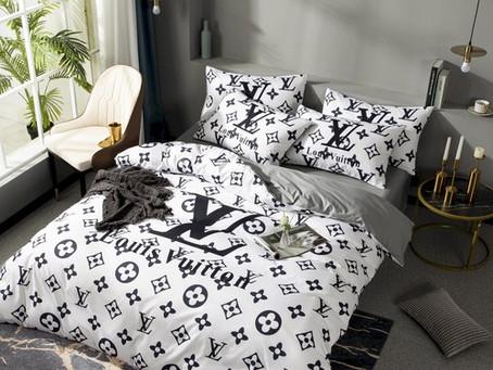 New - LV Luxury Brand Louis Vuitton Type 164 Bedding Sets Duvet Cover