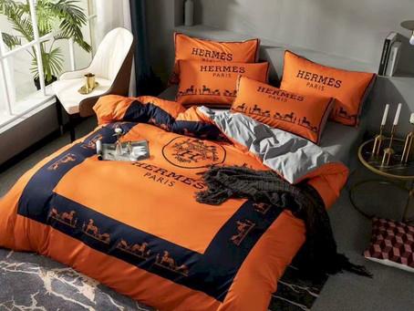 Shop - Hermes Paris Luxury Brand Type 56 Hermès Bedding Sets Duvet Cover