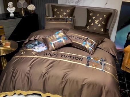 New - LV Luxury Brand Louis Vuitton Type 181 Bedding Sets Duvet Cover