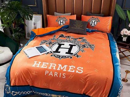 Buy - Hermes Paris Luxury Brand Type 51 Hermès Bedding Sets Duvet Cover