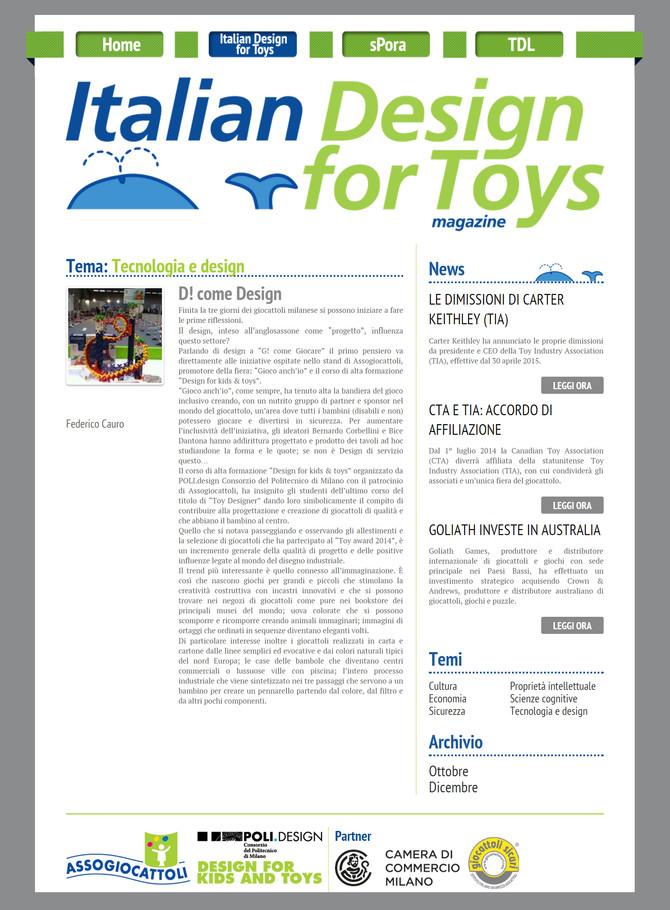 Design for Toys