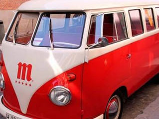 Mahou elige a AVFANS para restaurar 8 Volkswagen T1 para celebrar su 125 aniversario